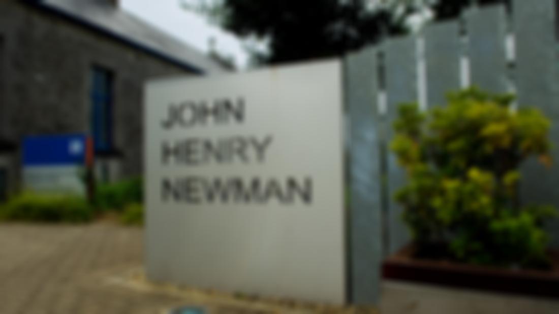 John Henry Newman Sign