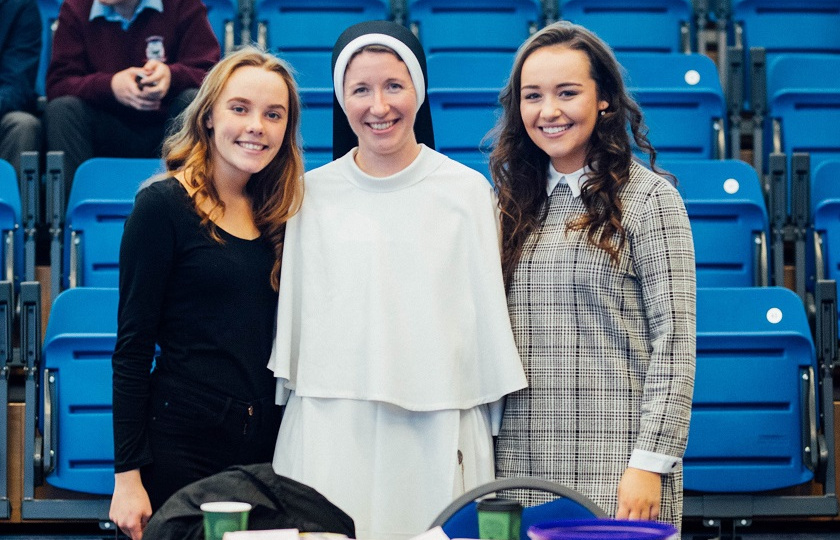 Mary Immaculate College Chaplaincy