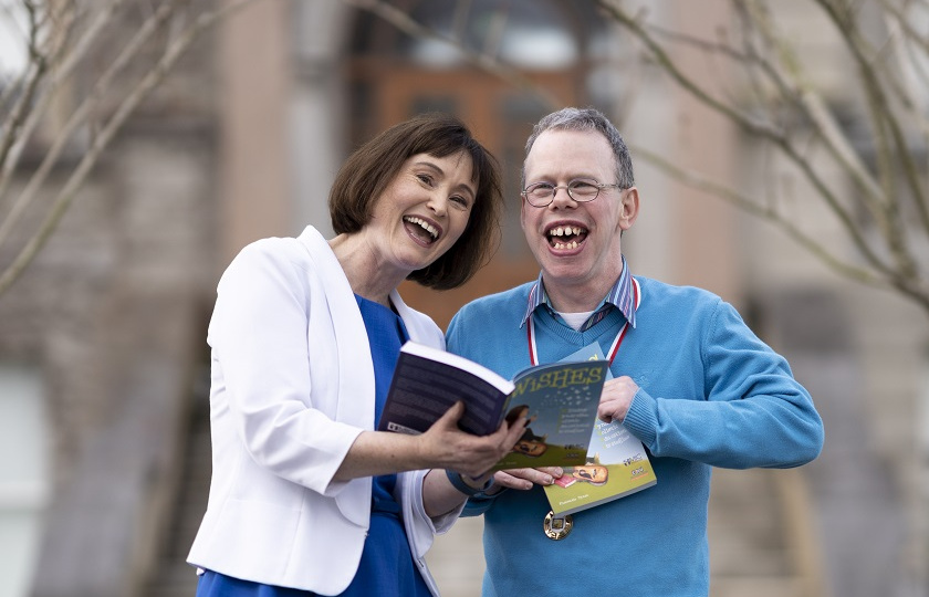 MIC lecturer launches book on Williams Syndrome WiSHES