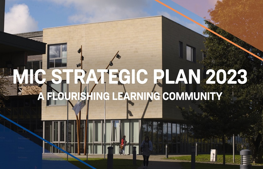 MIC Strategic Plan 2023 - A Flourishing Learning Community