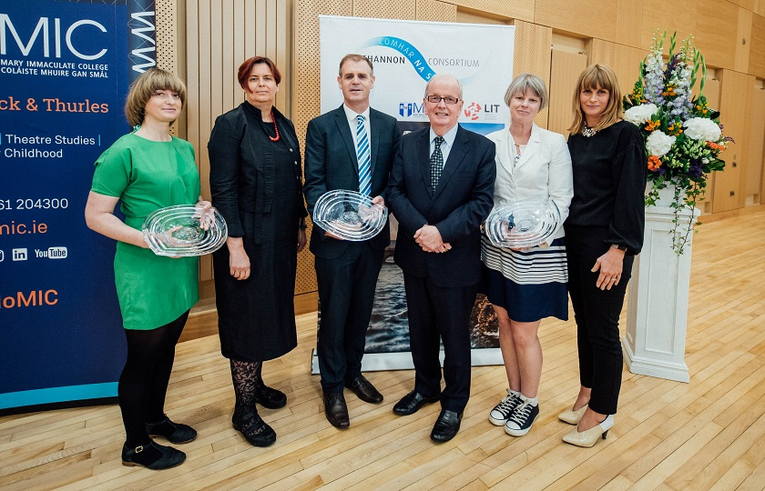 Shannon Consortium Regional Teaching Excellence Awards 2019 University of Limerick