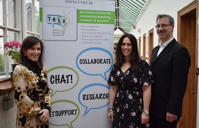 Dr Mia Treacy, Lecturer in the Department of Learning, Society and Religious Education at Mary Immaculate College (MIC), has been awarded a prestigious teaching and learning award under the T-REX Module Innovation Framework for 2019.