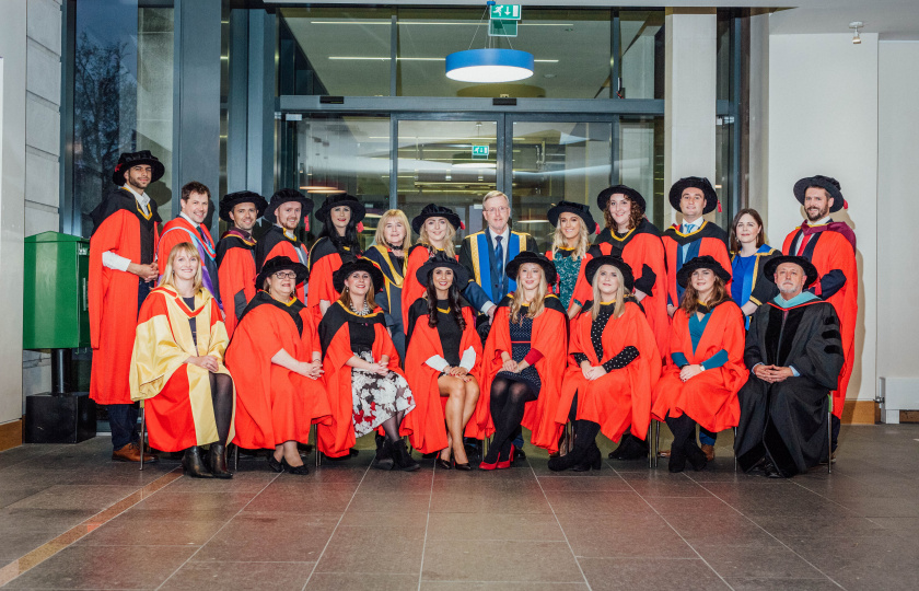 Congratulations to the MIC Doctoral Graduates 2019