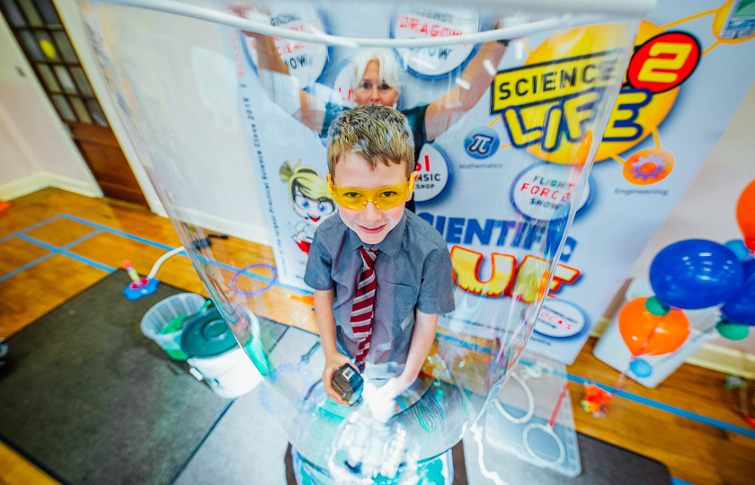 Launch of Tipperary Festival of Science at Monastery Primary School in Tipperary Town