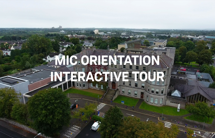 Orientation Virtual Tour