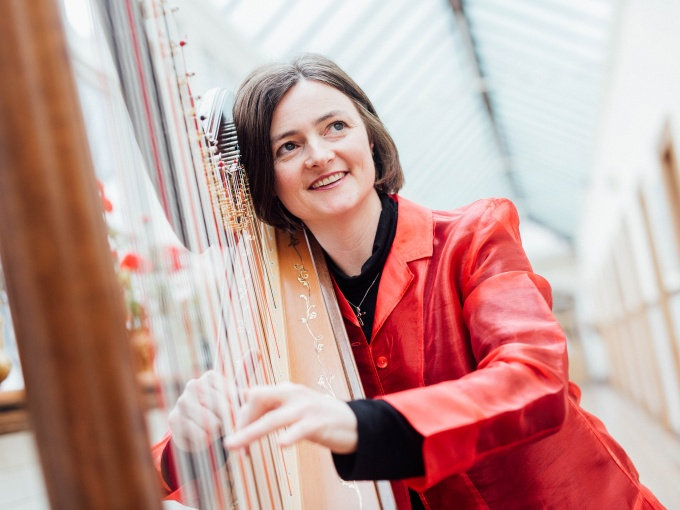 Anne-Marie O'Farrell, Composer-in-Residence